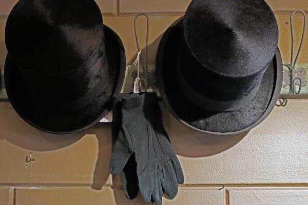 klein - hoge hoeden
