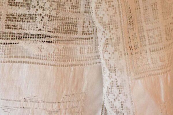 klein - kanten kleed