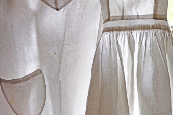 klein - witte schorten